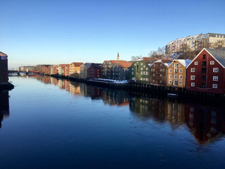 ノルウェー留学の私が教える!「トロンハイム」観光スポット7選はこれだ