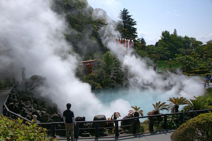 別府温泉など温泉地がたくさんある大分です。