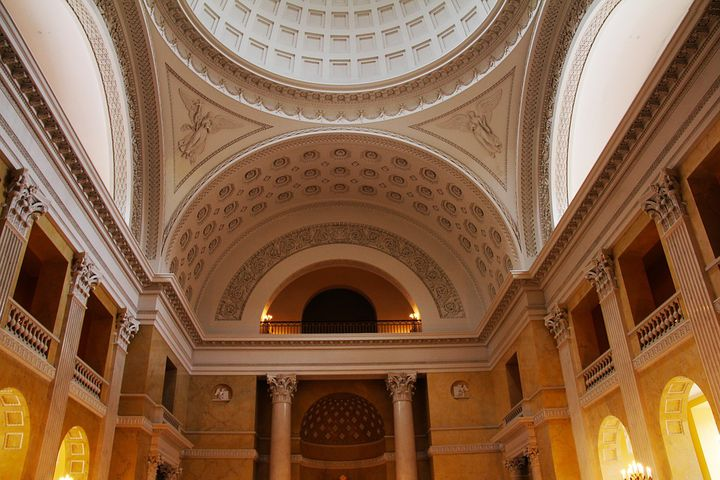 ガイドツアーもあります!「クリスチャンスボー城」現役公官庁施設の宮殿