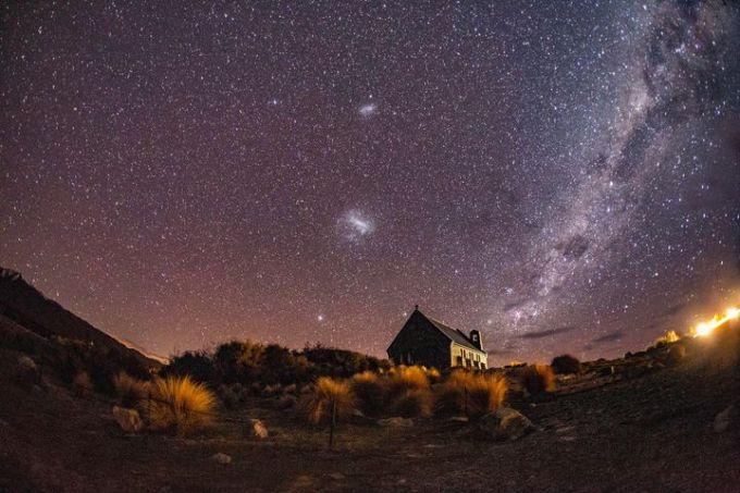 世界初の星空世界遺産?ニュージーランド「テカポ湖」の美しすぎる満点の星空 | RETRIP[リトリップ]