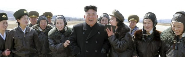 Slideshow: Kim Jong Un's female fans