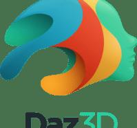 Logo 3D Daz