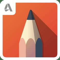 Logo Sketsa Autodesk