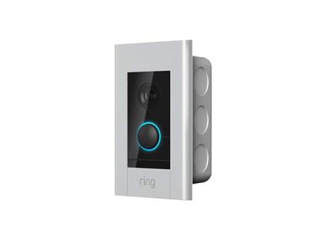 Autre vue du Ring Video Doorbell Elite