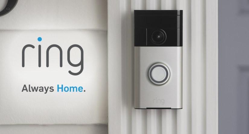 Le portier vidéo Ring est l'un des interphones vidéo les plus vendus dans le monde