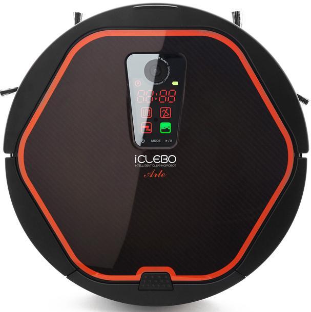iClebo Arte - Robotický vysavač