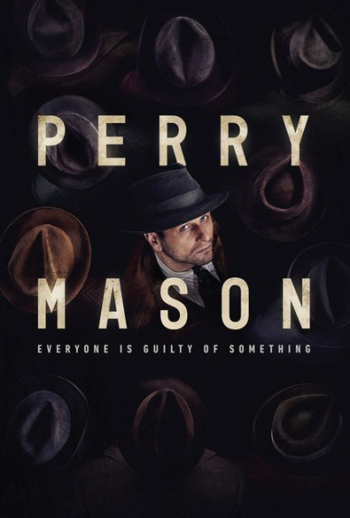 Great Cast Holds Together Thin HBO Version of Perry Mason 1