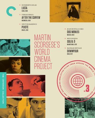 Immerse Yourself in Martin Scorsese's World Cinema Project #3