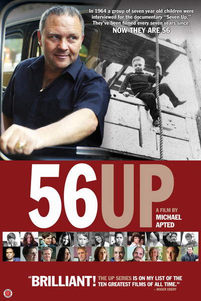 56 Up Movie Poster