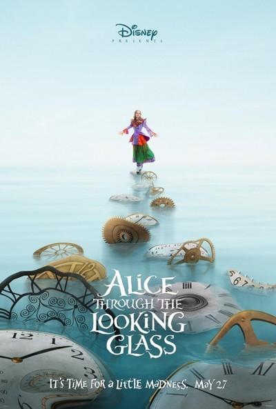 Kết quả hình ảnh cho alice through the looking glass 2016