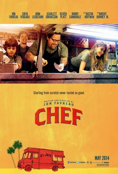 Chef Movie Poster