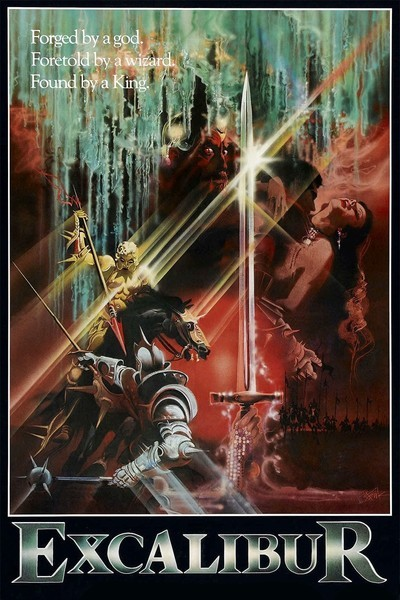 Image result for excalibur movie