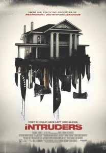 Intruders Movie Review   Film Summary  2016    Roger Ebert Intruders Movie Poster