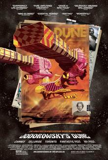 Widget jodorowsky dune poster