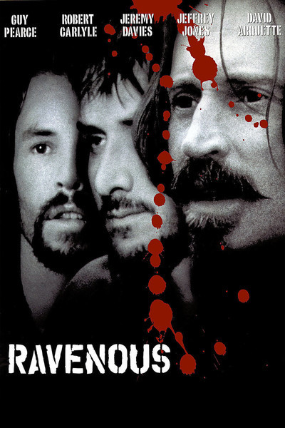 Ravenous Movie Poster