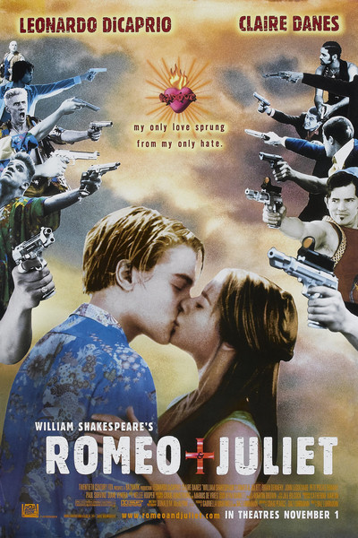 Image result for romeo and juliet movie 1996