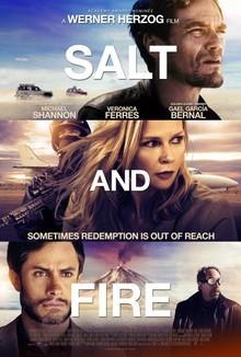 Widget salt and fire