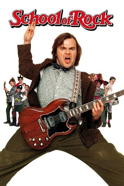 Image result for school of rock 2003