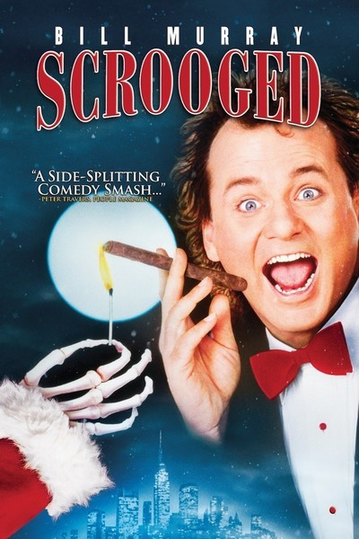 Image result for scrooged