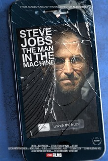 Widget steve jobs man in the machine