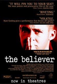 Widget the believer movie poster 2001 1020349688