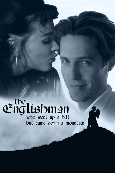 The Englishman Who Went Up A Hill But Came Down A Mountain Movie Poster