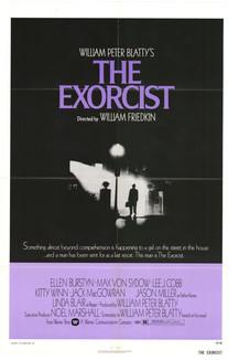 Widget exorcist poster