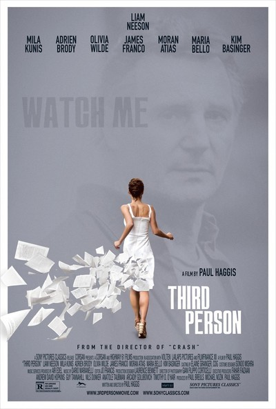 Third Person Movie Poster