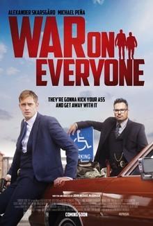 Widget war on everyone poster