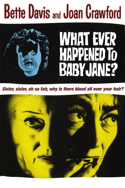 What Ever Happened to Baby Jane? Movie Poster