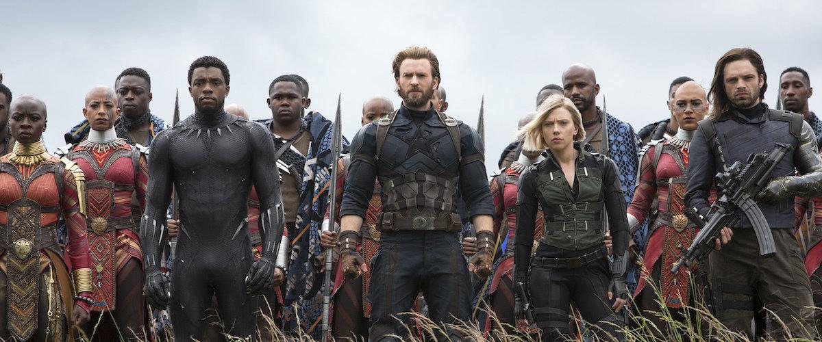{filename}-Avengers Infinity War Pre-release Screening At The Genesis Cinema Palms Mall, Lekki Lagos