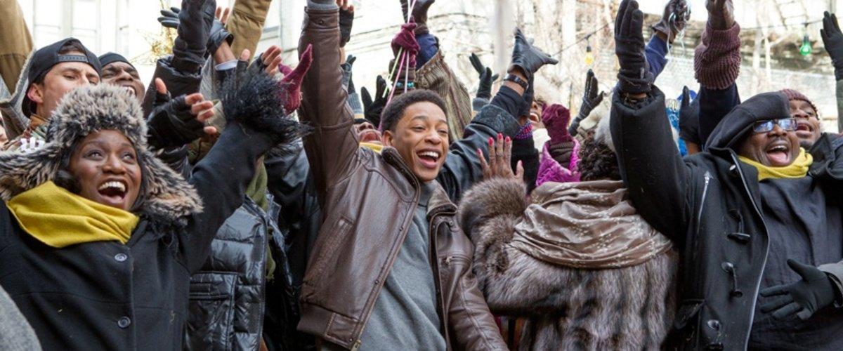 Black Nativity Movie Review