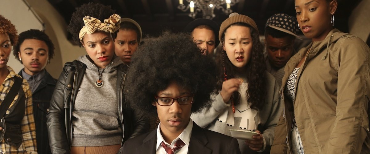 Dear White People Movie Review