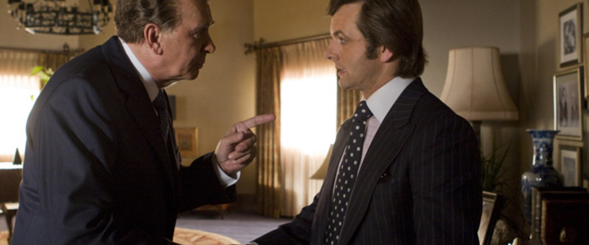 Frost/Nixon Movie Review