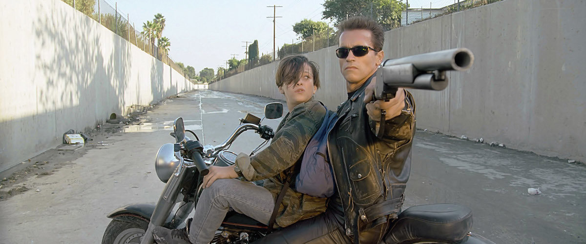 Image result for Terminator 2: Judgement Day