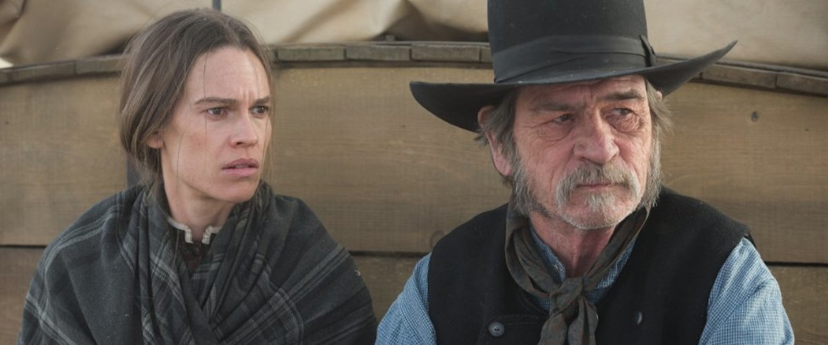 Image result for the homesman