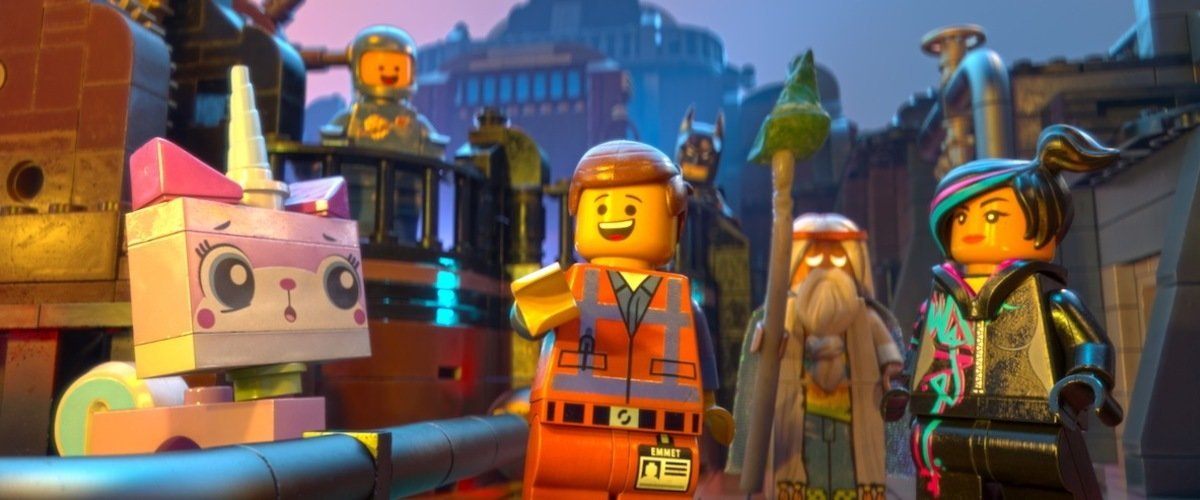The Lego Movie Movie Review   Film Summary  2014    Roger Ebert The Lego Movie