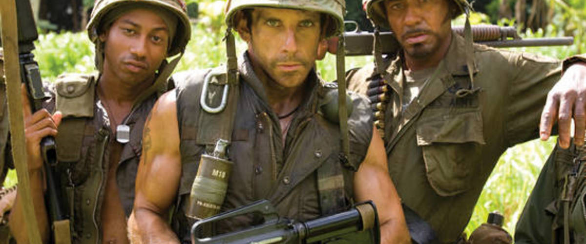 Tropic Thunder Movie Review