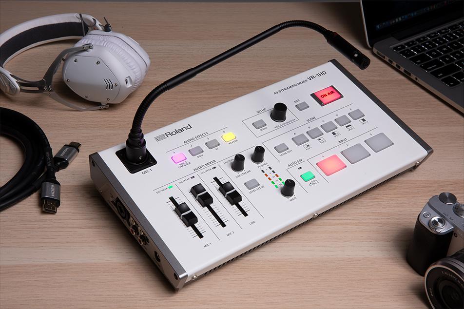 Your 'plug and play' broadcast studio