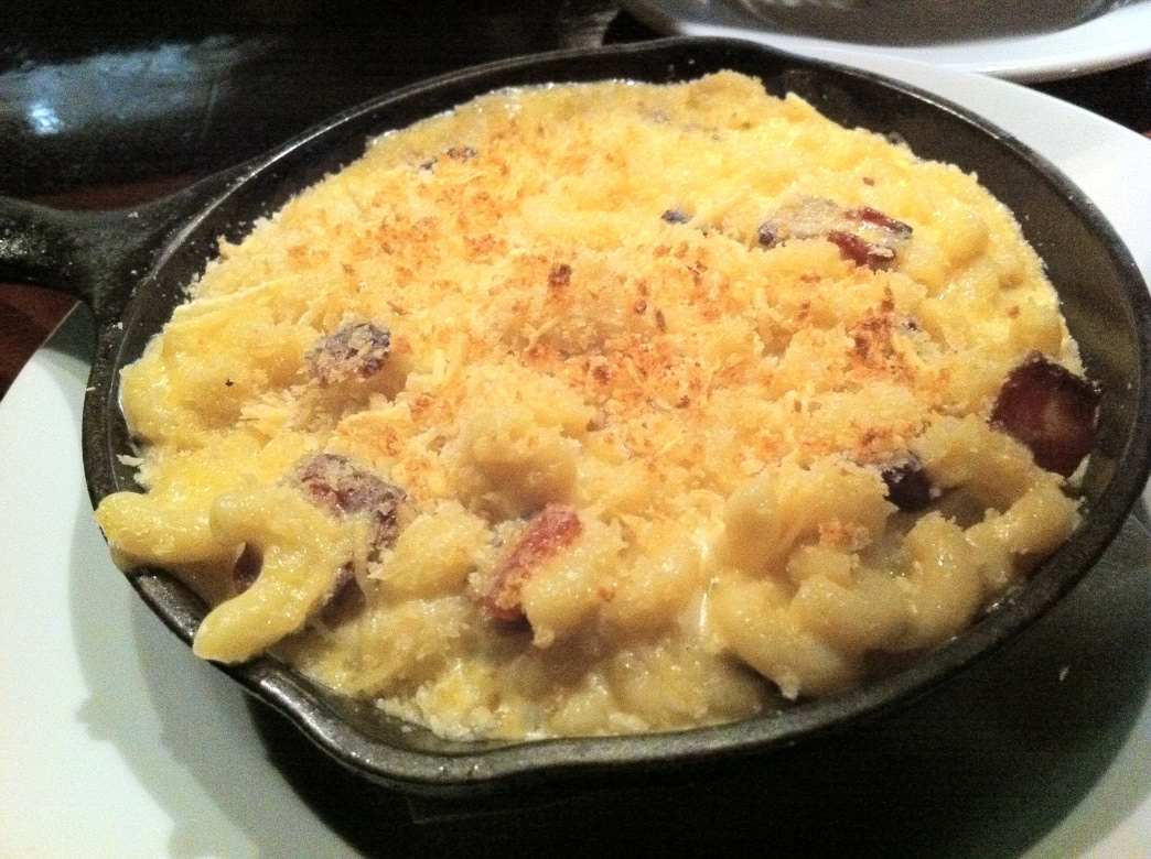 Do not leave Monk's Kettle without trying the macaroni and cheese.