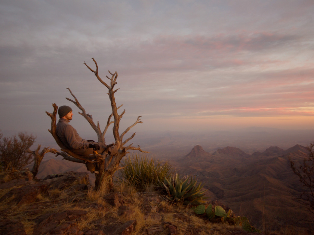 South Rim, Big Bend National Park, Texas.