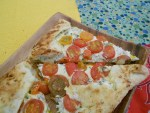 Ricotta Tomato Galette