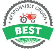 Responsibly Grown Best logo