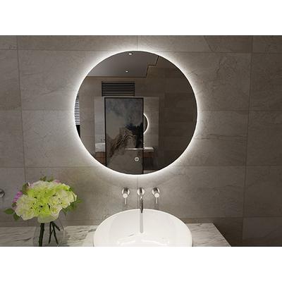 miroir avec eclairage beaucoup de