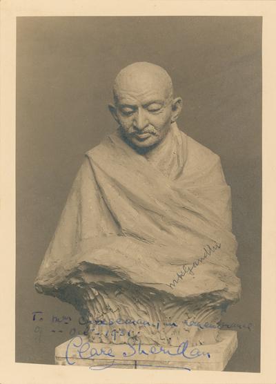 Rr Autograph Auctions Consignment Agreement: RR Autograph Auction Mohandas Gandhi
