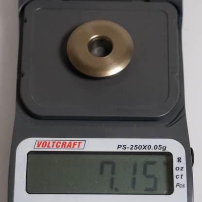 Gewicht - SRT Ventilfederteller - M50 non Vanos
