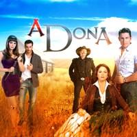 Resumo da novela A Dona 11/02/16 quinta-feira