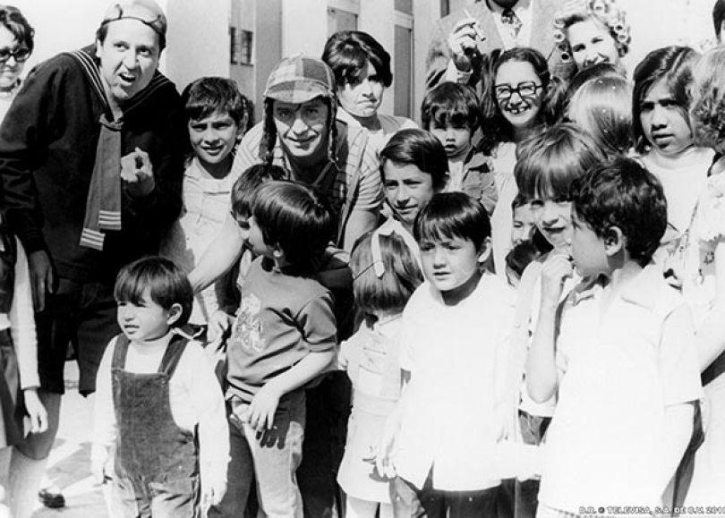 20151126151747 - SBT relembra 33 anos de Chaves na emissora