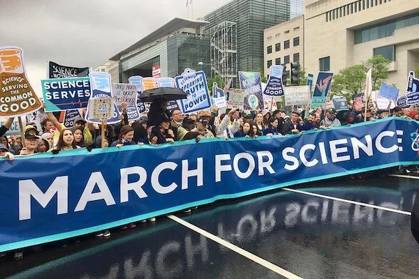 The March for Evidence