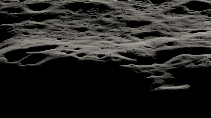 NASA Unveils Ice-Hunting VIPER Rover's Lunar Landing Site
